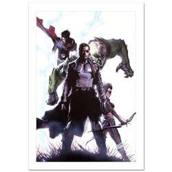 Secret Invasion #4 by Stan Lee - Marvel Comics