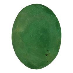 4.62 ctw Oval Mixed Emerald Parcel