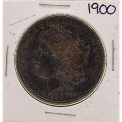1900 $1 Morgan Silver Dollar Coin Nice Toning