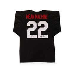 The Longest Yard 1974 Mean Machine Burt Reynolds Autographed Jersey