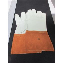 New Top Grain Soft  Leather Welding Gloves Mig/Tig