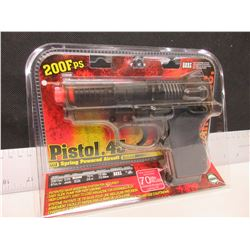 New Air Soft .45 cal Pistol / 200fps high capacity Mag 70bb's