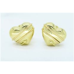 Tiffany & Co 18KT Yellow Gold Earrings