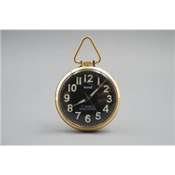 An Old 17 Jevels Para Shock Pocket Watch.