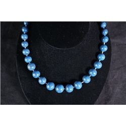 A Bead Necklace.