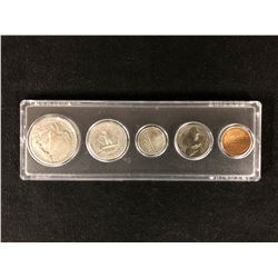 1936 U.S.A BIRTH YEAR COIN SET 900 SILVER