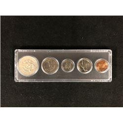 1968 U.S.A BIRTH YEAR COIN SET 900 SILVER