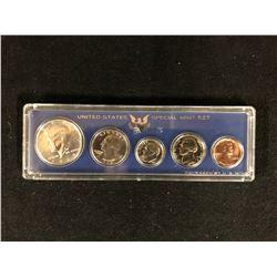 1966 U.S.A BIRTH YEAR COIN SET 900 SILVER