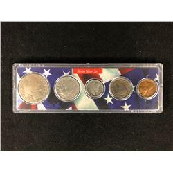1910 U.S.A BIRTH YEAR COIN SET 900 SILVER