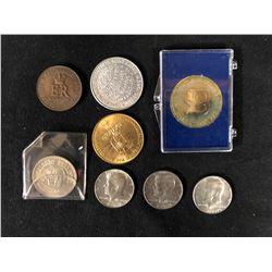 COIN LOT (CANADA/ USA...)