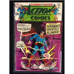 ACTION COMICS #369 (DC COMICS)