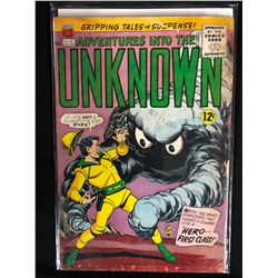 ADVENTURES INTO THE UNKNOWN #153 (ACG)