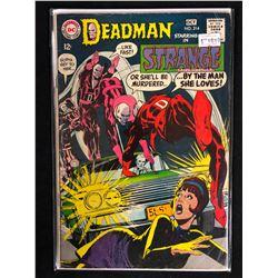 DEADMAN STARRING IN STRANGE ADVENTURES #214 (DC COMICS)