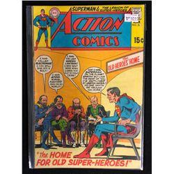 ACTION COMICS #385 (DC COMICS)