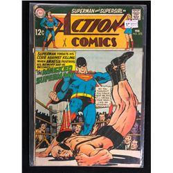 ACTION COMICS #372 (DC COMICS)
