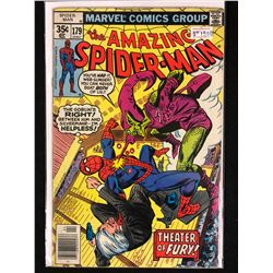 THE AMAZING SPIDER-MAN #179 (MARVEL COMICS)