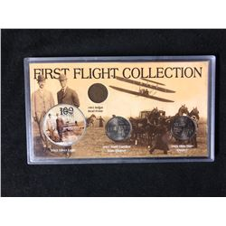 FIRST FLIGHT COIN COLLECTION (THE MORGAN MINT)