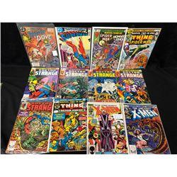 COMIC BOOK LOT (SUPERMAN/ X-MEN/ DR. STRANGE...)
