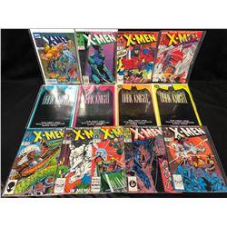 COMIC BOOK LOT (X-MEN/ BATMAN)