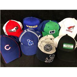 SPORTS TEAMS BALL CAP LOT