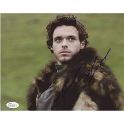 "Richard Madden Signed ""Game of Thrones"" 8x10 Photo (JSA COA)"