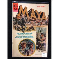 1966 MAYA #1 (DELL COMICS)