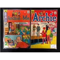1960'S ARCHIE SERIES COMIC BOOK LOT