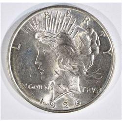 1926-D PEACE DOLLAR, CH BU