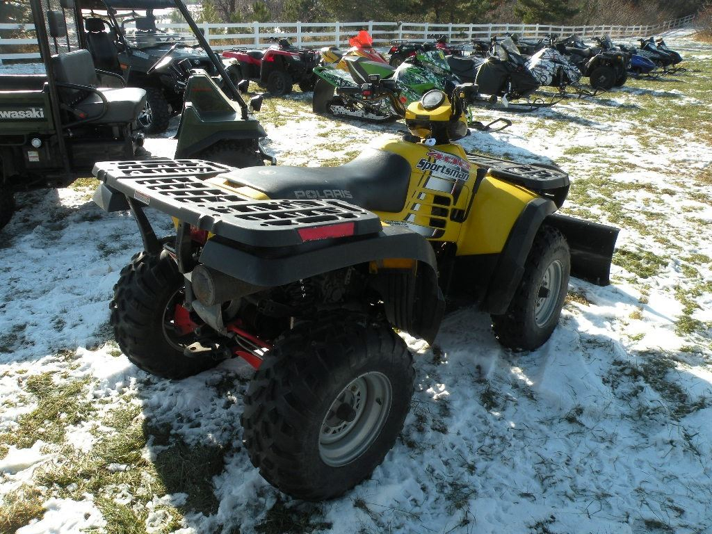 2004 Polaris 400 Sportsman Sn