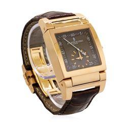 De Grisogono Instrumento Numero Uno Wristwatch - 18KT Rose Gold