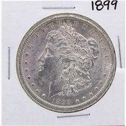 1899 $1 Morgan Silver Dollar Coin