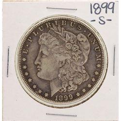 1899-S $1 Morgan Silver Dollar Coin