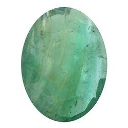 4.04 ctw Oval Emerald Parcel
