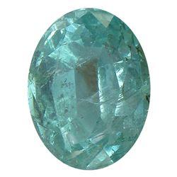 3.68 ctw Oval Emerald Parcel