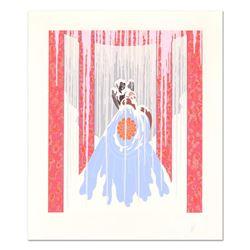 Loves Captive by Erte (1892-1990)