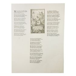A Museum Quality 1720 John Law Broadside.