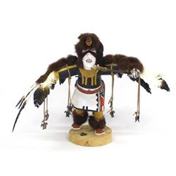 Native American Navajo-Hopi Eagle Dancer Kachina