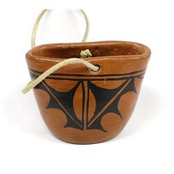 Santo Domingo Pueblo Pottery Jar