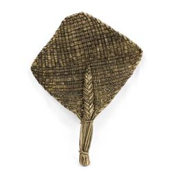 Antique Native American Woven Basketry Fan