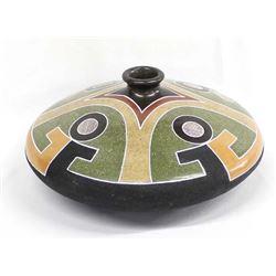 Nicaraguan Ceramic Vase by Emmanuel Maldonado