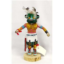 Hopi Lizard Kachina by Cordell Talahytewa