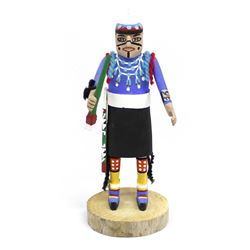1998 Zuni Shalako Anuthlona Kachina by Leroy Niiha