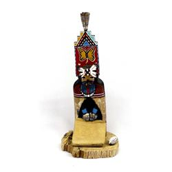Native American Hopi Kachina by Ronald Tewa