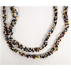 Vintage Trade Bead Necklace
