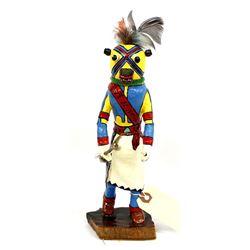 Native American Souvenir Paper Mache' Kachina