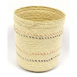 Native American Northwest Coast Basket
