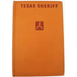 Texas Sheriff by Eugene Cunningham