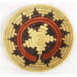 Beautiful Native American Navajo Wedding Basket