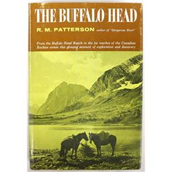 1961 The Buffalo Head Hardback Book by Patterson