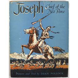 Joseph Chief of the Nez Perce by Dean Pollock